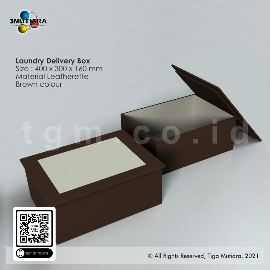Laundry Delivery Box