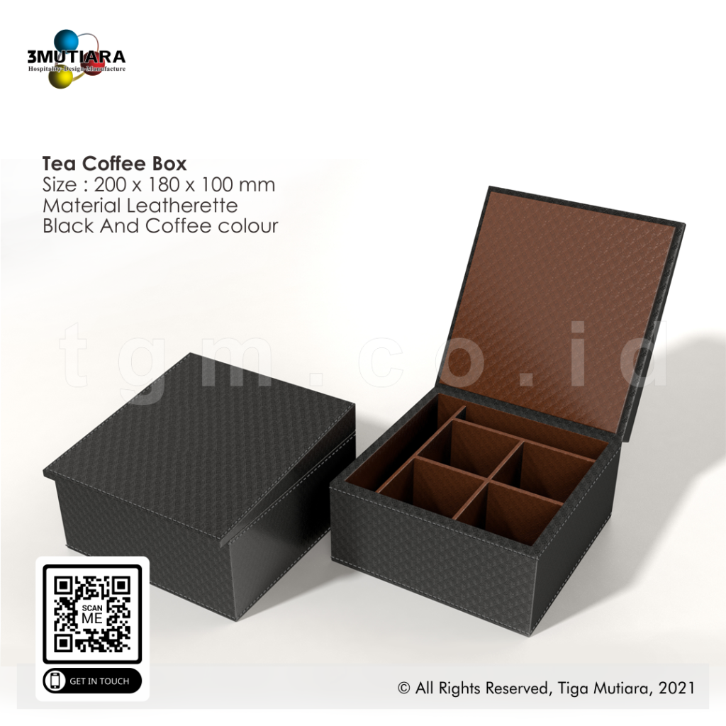 Tea Coffee Box